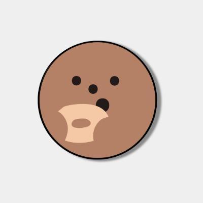 face brunch gummy 스마트톡