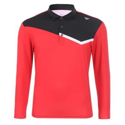 골프웨어 골프복 긴팔 티셔츠 남성 기능성 라운딩 DB5