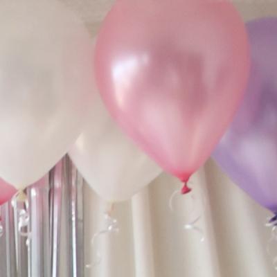 홈파티장식-생일파티 풍선세트(큐티파스텔)
