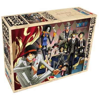 원피스 퍼즐 루피패밀리 300 피스 직소퍼즐