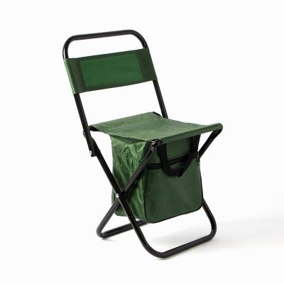 간편 수납 접이식 캠핑의자 낚시의자 휴대용 미니의자