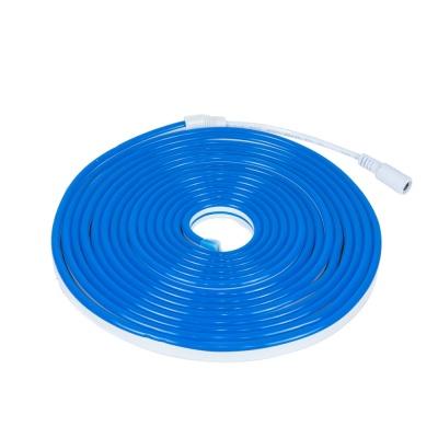 인테리어 LED 스트랩 조명 줄네온 / 블루 5M LCBB948
