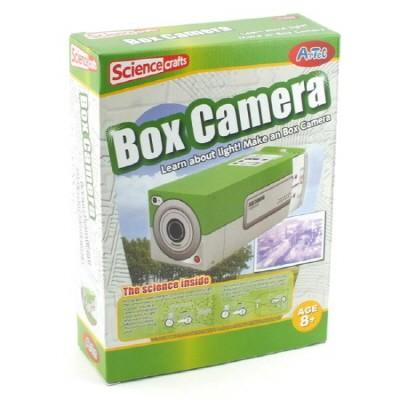 [Artec] 박스 카메라 (ATC950679KIT) 과학교재 만들기