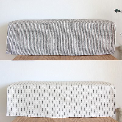 하이카라triangle 벽걸이 에어컨커버(덮개형)(택1)