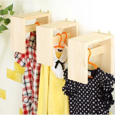 미니 옷걸이벽선반 넥타이걸이(HS015)