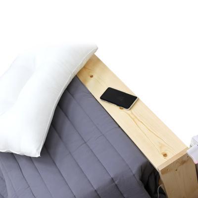 침대 사이드테이블 틈 테이블 선반 미니협탁(1개)