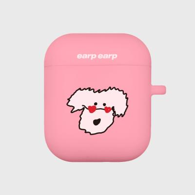 DogHeart character-pink(Air Pods)