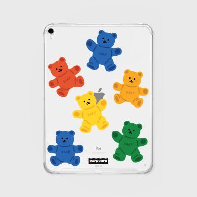 Big color bear(아이패드-투명)