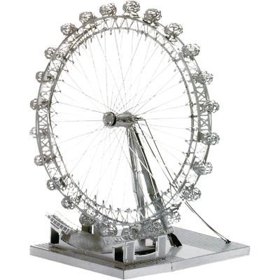 미니 메탈퍼즐 - 런던 관람차 (실버)