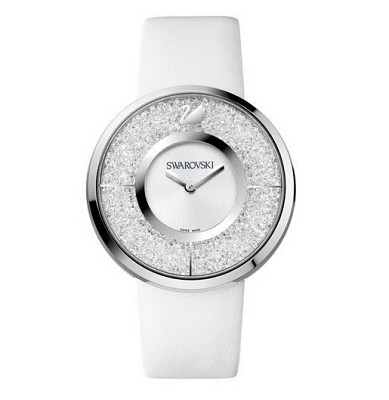 [SWAROVSKI] 스와로브스키  Crystalline - White 여성 손목시계 1135989
