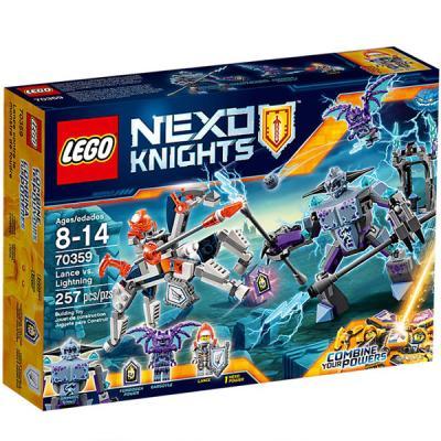 LEGO / 레고 넥소나이츠 / 70359 랜스 VS 라이트닝