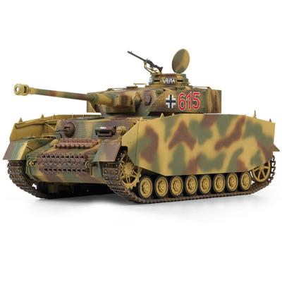 HOBBY MODEL KITS 독일중기 팬저4 H형 전차 탱크