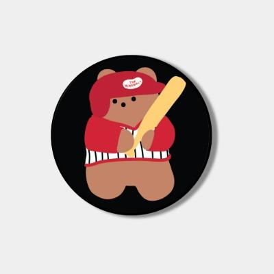 black baseball gummy 스마트톡