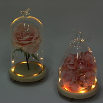 라이팅 유리돔