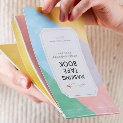 [킹짐] 9672 MASKING TAPE BOOK 마스킹 테이프 북 5종