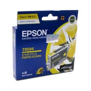 엡손(EPSON) 잉크 C13TO59470 / 노랑 / Stylus Photo R2400