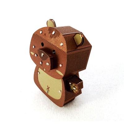 [이노메탈퍼즐] 곰 금속조립키트 (MIK000409)메탈웍스