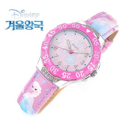 [Disney] 디즈니 겨울왕국 엘사-2 캐릭터 아동용 시계 [본사정품]