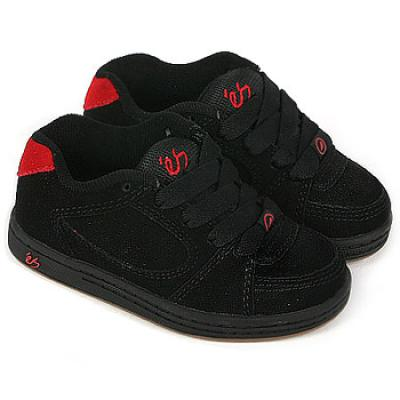 [YOUTH] ACCEL YOUTH (Black/Red/Black)