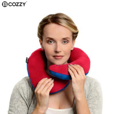 [비코지] 턱받침 기능 여행용 목베개 - 대형
