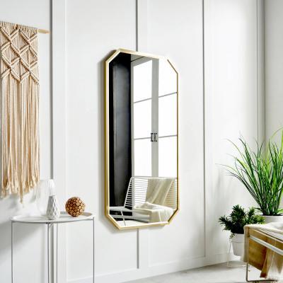 골드 욕실 화장대 거울 벽거울 전신거울 1200