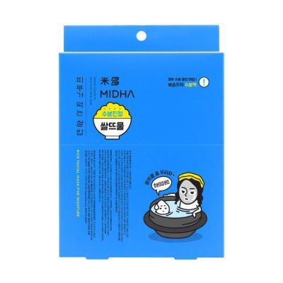 미다 [수분진정] 쌀뜨물 마스크 5매