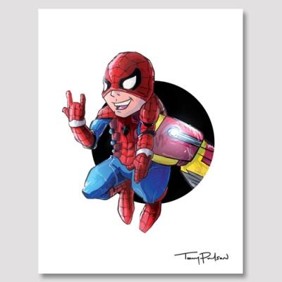 [4만마켓] Hand over Hero 스파이더맨 홈커밍