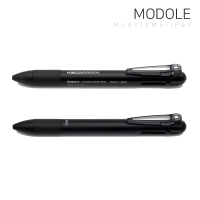 카코 KACO 모듈 3색 샤프 멀티펜 0.5mm