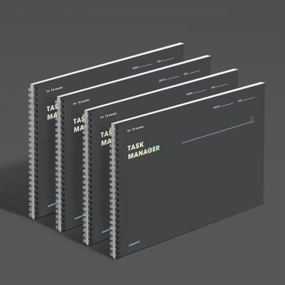 [모트모트] 태스크 매니저 16WEEKS - 다크호스 (4EA)