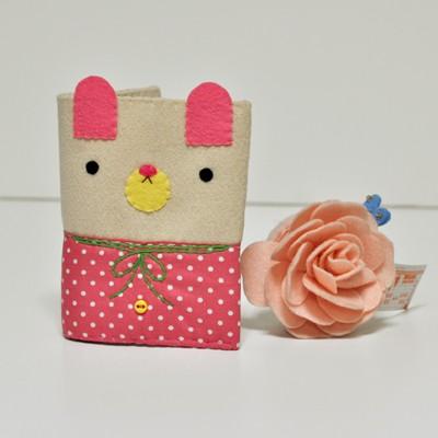 러브모드 카드지갑 - 핑크 만들기