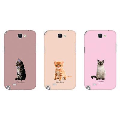 [테마케이스] Baby Cats (갤럭시노트2)
