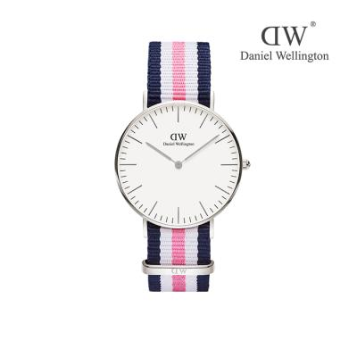 Classic Lady Southampton 남녀공용시계(나토밴드)_DW00100050(0605DW)