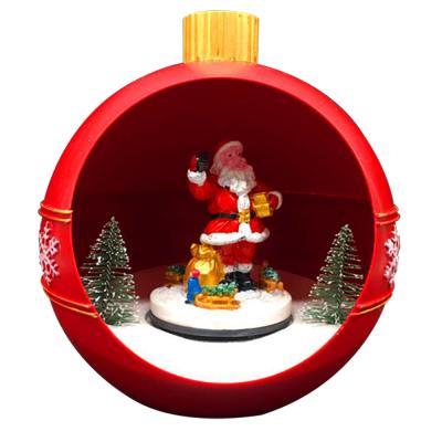 [adico]크리스마스 미니어처 빌리지 - 산타클로스