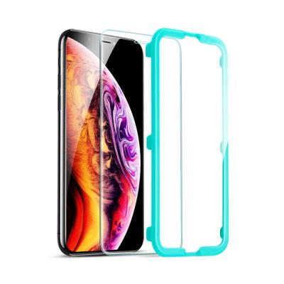 ESR정품 아이폰11 5X 가이드 강화유리(1팩)