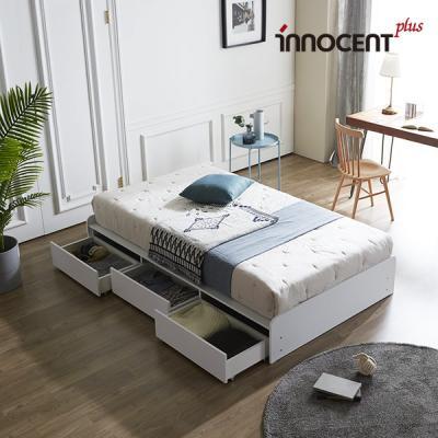 [이노센트] 리브 플로잉 멀티수납형 침대 SS
