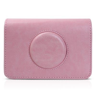 폴라로이드 스냅터치용 Leatherette Case 핑크