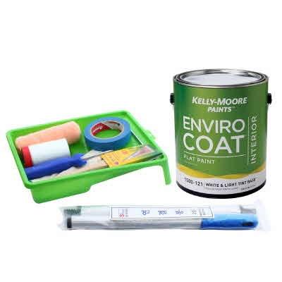 벽지, 벽면페인팅세트 플랫광(무광) 40㎡미만
