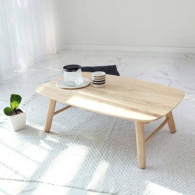 [스크래치 한정] 벤트리 라운디시 접이식 테이블 900
