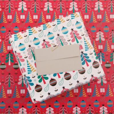 [기성]포장지 디데이 크리스마스
