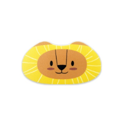 캐릭터 자석 칠판 보드 지우개 사자