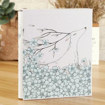 사슴꽃 포토앨범(4x6) (50매)