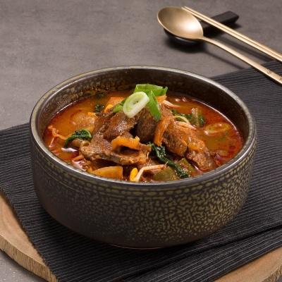 의령소바 전통소고기국밥 (10인분)