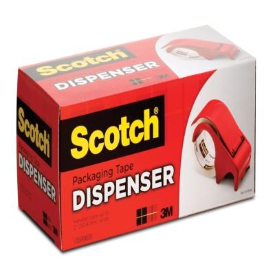 3M 스카치™ 포장용 테이프 디스펜서 DP-300RD