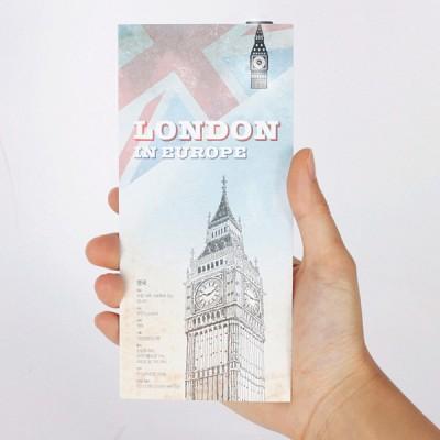 여행지도 북마크_런던여행