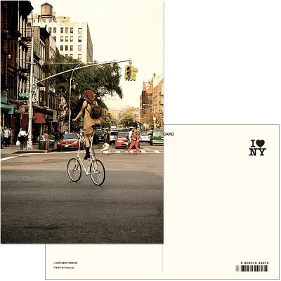 I LOVE NEW YORK (Post card ver.01) - New york 026