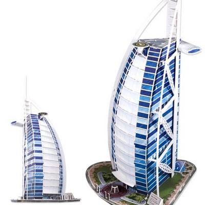 두바이 천상의 호텔, 버즈 알 아랍