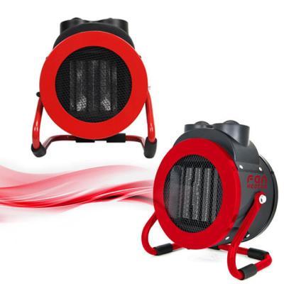 PTC 2단 미니 전기온풍기 히터