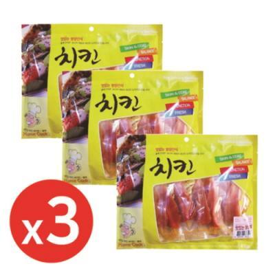 홈쿡(400g) 맛있는닭갈비x3개 강아지간식