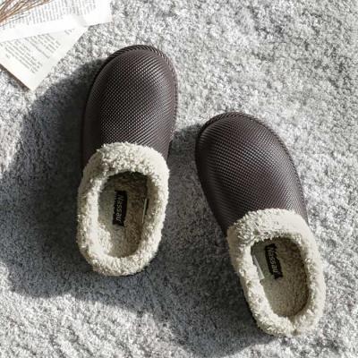 Winter 뽀송 따뜻 남여 털실내화 2color CH1673079