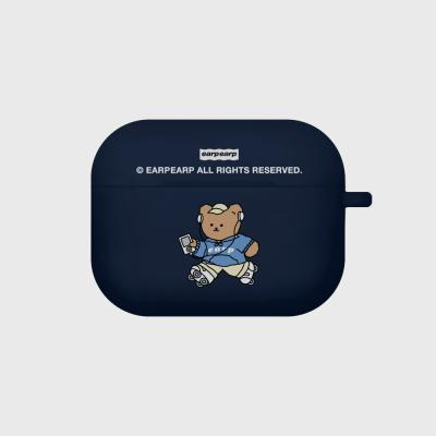 Merry skate-navy(Air pods pro case)